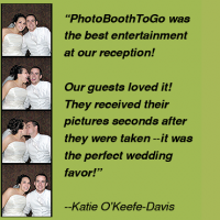 Photo Booth To Go - Photo Booth Company in Jacksonville, Florida