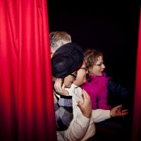 PHOTOPLAY Photo Booth Rental - Horse Drawn Carriage in Grand Rapids, Michigan