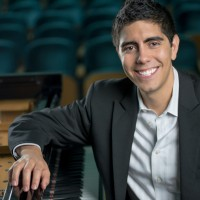 Pianist Josh Espinoza - Funk Band in Holland, Michigan