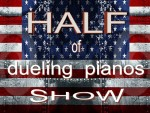 Half of Dueling Pianos Show