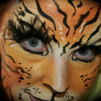 Picasso Face and Body Painter - Face Painter / Princess Party in Richmond, Virginia