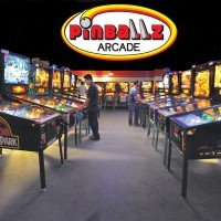 Pinballz Arcade - Party Rentals in Austin, Texas