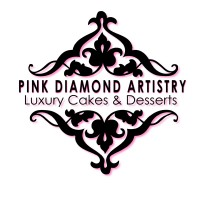 Pink Diamond Wedding Cakes - Cake Decorator in Santa Barbara, California