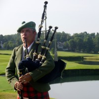 Pipes of Peace - Bagpiper in Albany, Oregon