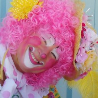 Pippi the Clown - Clown in South San Francisco, California