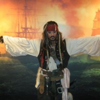 Dwight V Coleman as Capt Jack - Pirate Entertainment / Stunt Performer in Los Angeles, California