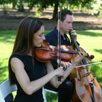 Pissarro Duo - String Trio in Napa, California
