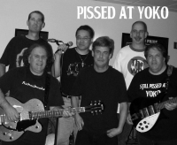 Pissed at Yoko Band - Sound-Alike in Nashua, New Hampshire