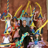 Pittsburgh Balloon Artist and Magician for Hire - Children's Party Entertainment in New Castle, Pennsylvania