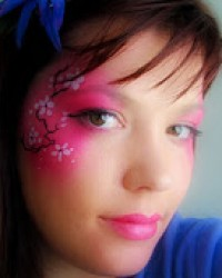 Pixie Dust Face Painting