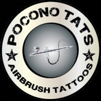 Pocono Tats - Temporary Airbrush Tattoos - Airbrush Artist in Hazleton, Pennsylvania