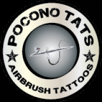 Pocono Tats - Temporary Airbrush Tattoos - Airbrush Artist in Queens, New York
