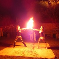 Polaris Tribe - Fire Dancer in Cedar Park, Texas