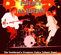 Police Academy - Rock Band in Cartersville, Georgia