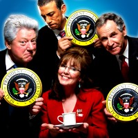 Politicos Comedy Brigade - George W. Bush Impersonator in ,