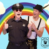 Polka Police - Musical Comedy Act in ,