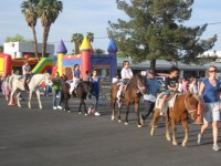 Pony Express Parties