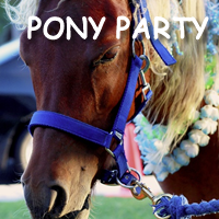 Pony Party Time - Petting Zoos for Parties in Las Vegas, Nevada