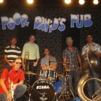 Potholes Brass Band - Drummer in Branson, Missouri
