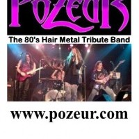 Pozeur - The 80s Hair Metal Tribute Band - Cover Band in Lawrence, Indiana