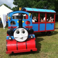 premier Trains & Carnival games - Trackless Train in ,
