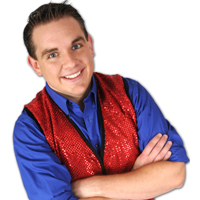 Presto the Magician - Children's Party Entertainment in Portland, Oregon