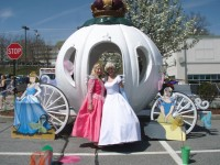Princess Parties of RI - Horse Drawn Carriage in Warwick, Rhode Island