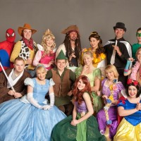 Princess Parties of Salt Lake City, Utah - Princess Party / Children's Party Entertainment in Bountiful, Utah