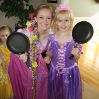 Princess Parties of Virginia - Princess Party in Mechanicsville, Virginia