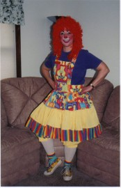 Prinkles The Clown