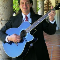 Professional Singer/Guitarist - Rigoberto Jimenez - One Man Band in Stockton, California
