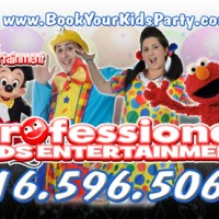Professional Kids Entertainment - Super Hero Party in Greenwich, Connecticut