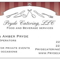 Pryde Catering - Bartender in Gulfport, Mississippi
