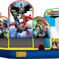 Pump Up Zone - Bounce Rides Rentals in Jersey City, New Jersey