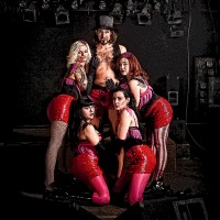 Purrrlesque! - Circus Entertainment in Winston-Salem, North Carolina