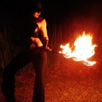 Pyro Vixen - Children's Party Entertainment in Baton Rouge, Louisiana