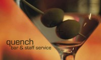 Quench Bar & Staff Service - Caterer in Calgary, Alberta