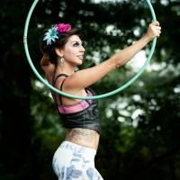 Rae'n Shine - Fire Performer in Allentown, Pennsylvania