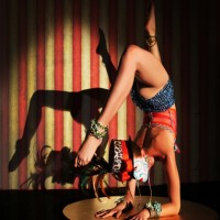 Rainbow Cirque Productions & Events, LLC. - Balancing Act in Pinecrest, Florida