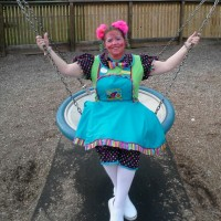 Rainbow the Clown - Princess Party in Reading, Pennsylvania
