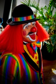 RAINBOW the Clown