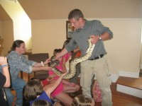 Rainforest Encounters - Reptile Show in Rutland, Vermont