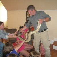 Rainforest Encounters - Animal Entertainment in Newport, New Hampshire