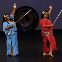 Raks Africa - Dance in Vallejo, California