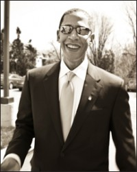 Randall West - Barack Obama Impersonator