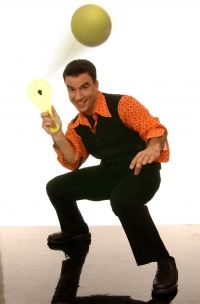 Randy Cabral - Comedy Juggler