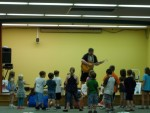 Fun Library show in Hastings Nebraska