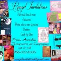 Rangel Invitations - Cake Decorator in Brownsville, Texas