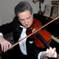 Raphael Klayman - Violinist in Brooklyn, New York