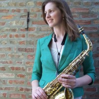 Rasa Zeltina Quartet - Saxophone Player in Hammond, Indiana
